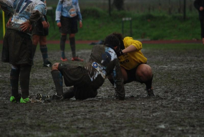 Il fango ha accecato Luca