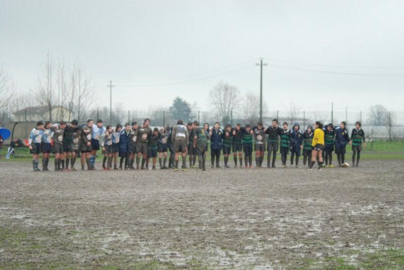 Saluto e ... per il Rugby Hip Hip Urrà