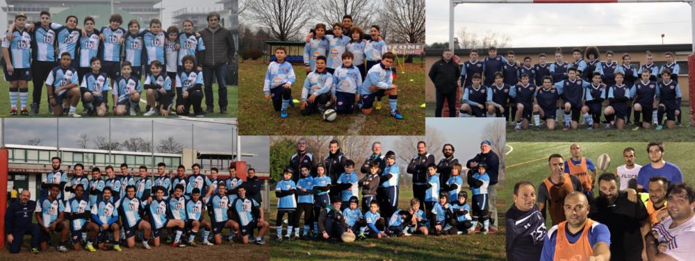 Treviglio Rugby Club…  SOLI MAI !!!